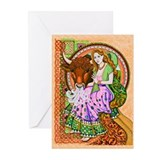 Queen Maeve Greeting Cards (Pk of 10)