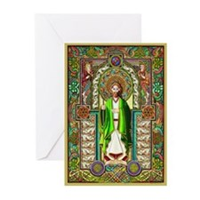 St. Patrick Greeting Cards (Pk of 10)