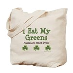 Naturally Pinch Proof Vegan Tote Bag