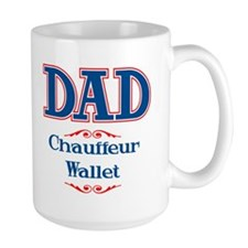 DAD Chauffeur Wallet Mug