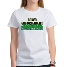 Lawn Enforcement Tee