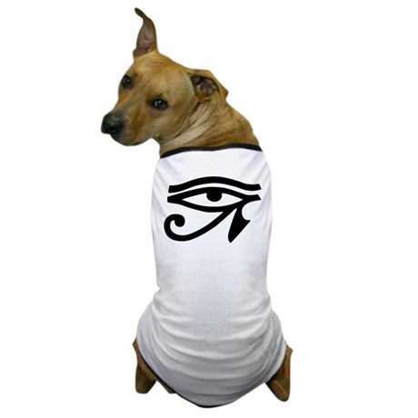 Eye of Horus Dog T-Shirt