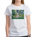Bridge / Lhasa Apso Women's T-Shirt