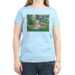 Bridge / Lhasa Apso Women's Light T-Shirt