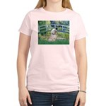 Bridge / Lhasa Apso Women's Light T-Shirt