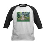 Bridge / Lhasa Apso Kids Baseball Jersey