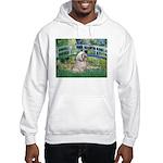 Bridge / Lhasa Apso Hooded Sweatshirt