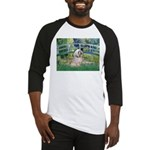 Bridge / Lhasa Apso Baseball Jersey