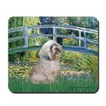 Bridge / Lhasa Apso Mousepad