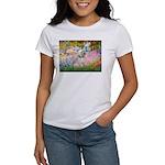 Garden / Lhasa Apso Women's T-Shirt