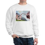 Creation / Lhasa Apso Sweatshirt