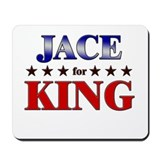 JACE for king Mousepad