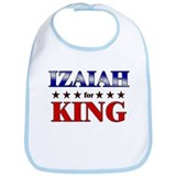 IZAIAH for king Bib