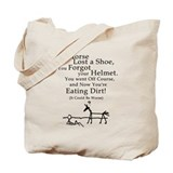 Bad Horse Day Tote Bag