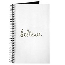 Cute Believe Journal