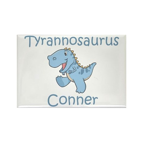 Tyrannosaurus Conner Rectangle Magnet