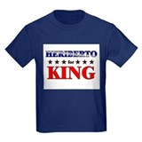 HERIBERTO for king T