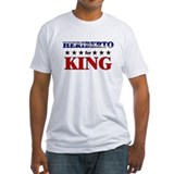 HERIBERTO for king Shirt