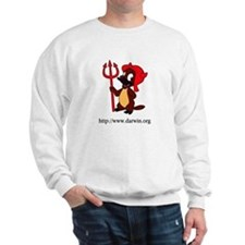 Cute Darwinism Sweatshirt