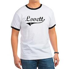 Lovett (vintage) T