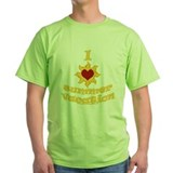 I love (heart) Summer Vacation T-Shirt