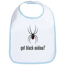 Black Widow 1 Bib