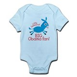 Little Democrat Obama Onesie