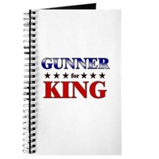 GUNNER for king Journal