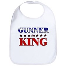 GUNNER for king Bib