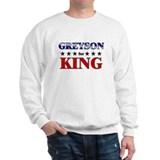 GREYSON for king Jumper