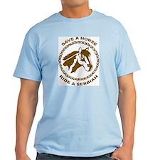 Ride A Serbian T-Shirt