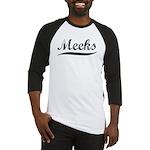 Meeks (vintage) Baseball Jersey
