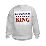 GONZALO for king Sweatshirt