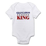 GIANCARLO for king Onesie