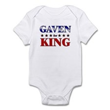 GAVEN for king Infant Bodysuit