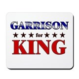 GARRISON for king Mousepad