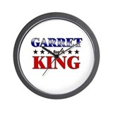 GARRET for king Wall Clock