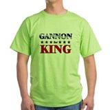 GANNON for king T-Shirt