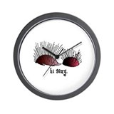Sewing Pincushion - Hi Sexy Wall Clock