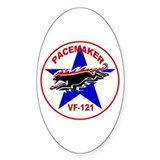 VF 121 Pacemaker Oval Decal