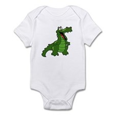 Happy Alligator Infant Bodysuit