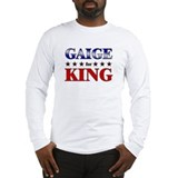 GAIGE for king Long Sleeve T-Shirt