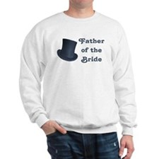 Bride - Father Sweatshirt