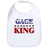 GAGE for king Bib