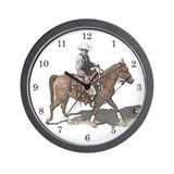 Ranch Boss - Wall Clock