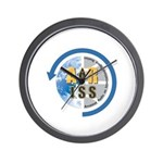 ARISS Wall Clock