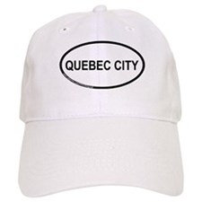 Quebec City Oval Baseball Cap