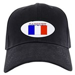 Gasquet France Flag Black Cap
