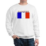 Gasquet France Flag Sweatshirt