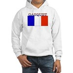 Gasquet France Flag Hooded Sweatshirt
